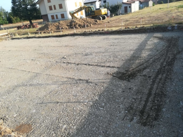 scavo edil 900 costruzioni canossa val d'enza reggio emilia parma